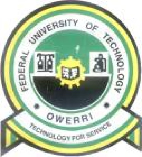 FUTO Pre-Degree Programme Admission Form 2016/2017 Out – Apply