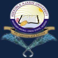 ADEKUNLE AJASIN UNIVERSITY AAUA logo