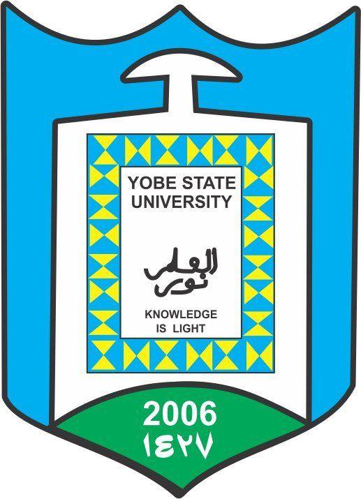 yobe state university ysu logo