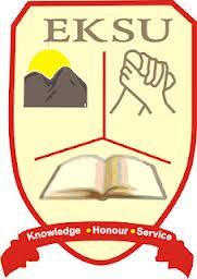 ekiti state university eksu logo