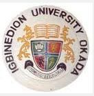 Igbinedion University Okada IOU logo