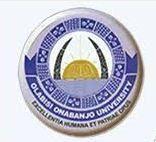 olabisi onabanjo university oou logo