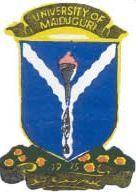 university of maiduguri Unimaid logo