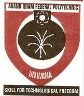 akanu ibiam federal polytechnic polyunwana logo