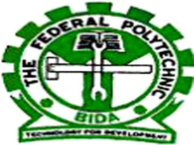 federal polytechnic bida poly logo