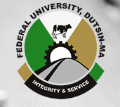 Federal University, Dutsin-Ma FuDutsinMa logo