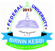 Federal University of Birnin Kebbi FUBK logo