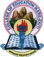 College of Education ikere Ekiti CoeIkere logo