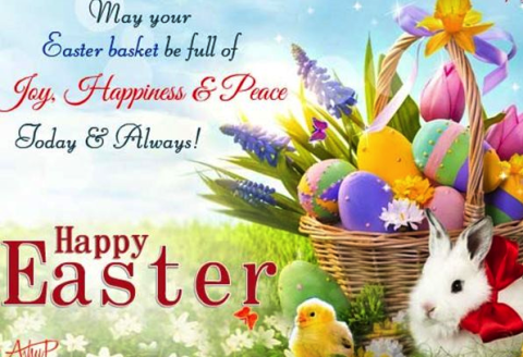 Happy Easter To You!.. from Campus Portal Nigeria