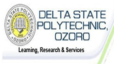 Delta state Poly ozoro logo