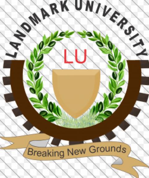 Landmark University (First Batch) Admission List 2014/2015 Released