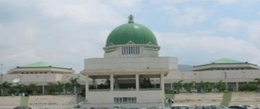 Nigeria National Assembly logo