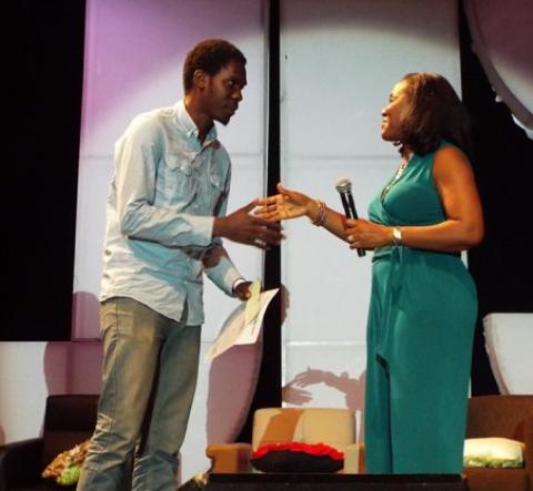 Comedian Ali Baba Gifts OAU First Class Graduate N1m