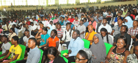 FUNAAB Holds Orientation Programme for Fresh Students