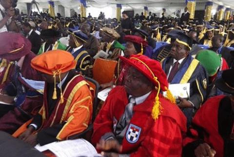 103 First Class as NOUN Graduates 20,799 Students