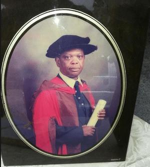 prof Tekena Tamuno died