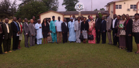 NUC Accreditation Team Visits TASUED