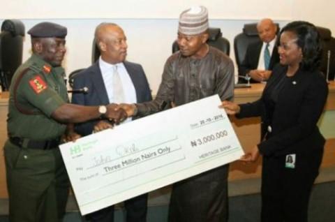 NYSC Members Gets CBN Loan Worth N3million Each