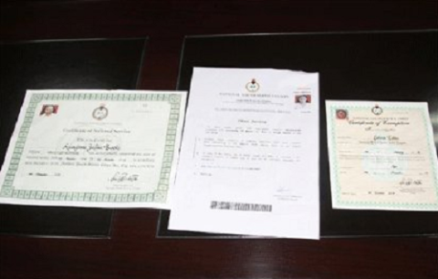 FG Unveils New NYSC Certificates With Passport – See photos