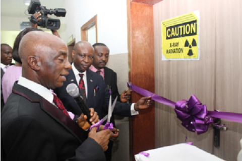 Covenant University Commissions Ultramodern Health Equipment & Postgraduate Hostels