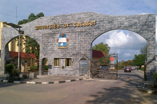 unical campus gate