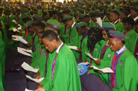 Covenant University Admits 2,156 Students for 2015/16 Session