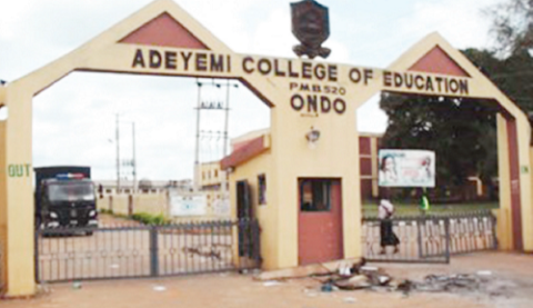 ACEONDO NCE /Degree Post UTME Form 2018/2019 is Out