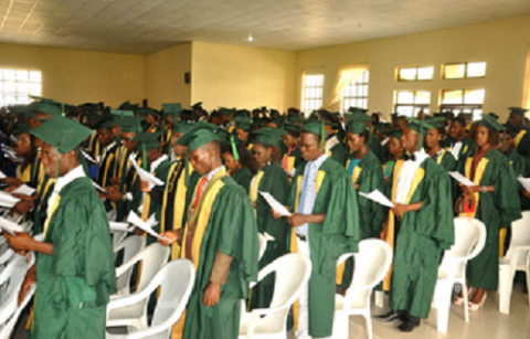 FUOtuoke Admits 2,430 Students for 2016/17 Session