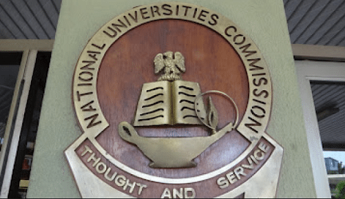 national universities commision nuc logo