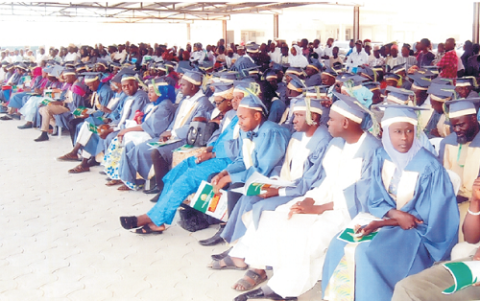 51 First Class as GOMSU Graduates 3,958 Students