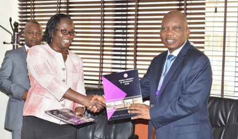 FUTA Signs MoU With Agricultural Education Centre in Kenya