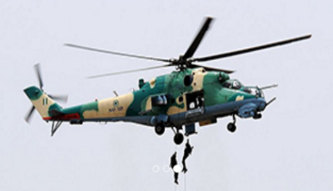 Nigerian Air Force Recruitment Interview List of Candidates 2019 Published