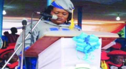 LASPOTECH Student Makes History With Maximum 4.0 CGPA