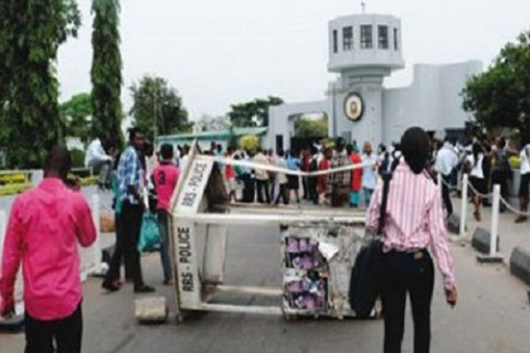 UI Postpone Resumption of Academic Activities for 2017/2018 Session