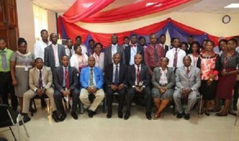 Expert Tasks Covenant Varsity Students On Computer Literacy
