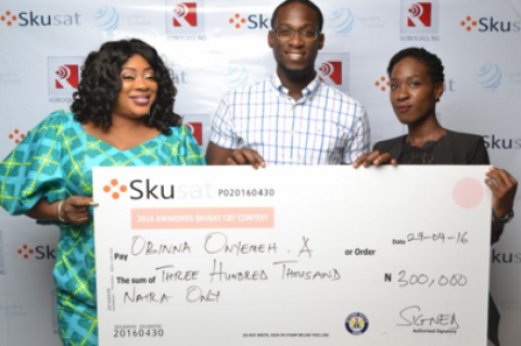 Winners Emerge from the recently concluded Skusat CBT Contest