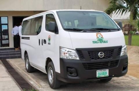 AKSU VC Donates New Bus To SUG Executives [Photos]