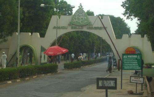 abu zaria campus gate