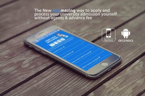 [Breaking] Studyinbudapest Mobile App to process University Admission Travel & Visa Assistance in 60 seconds