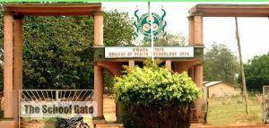 offa college health tech kwara gate