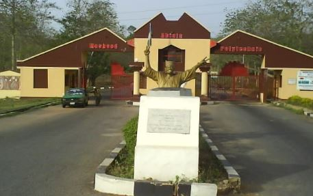 mapoly campus gate