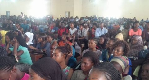TASUED Holds Orientation Programme for Newly Admitted Students