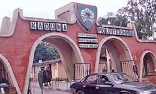 kaduna kadpoly campus gate