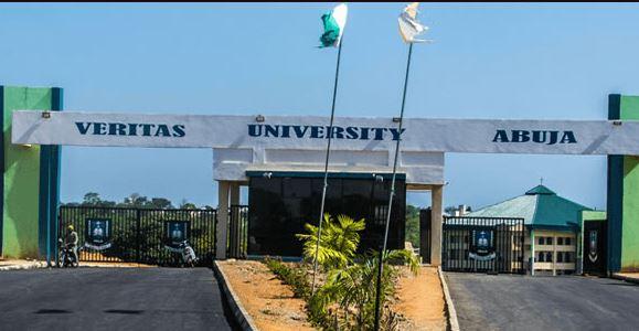 veritas university gate