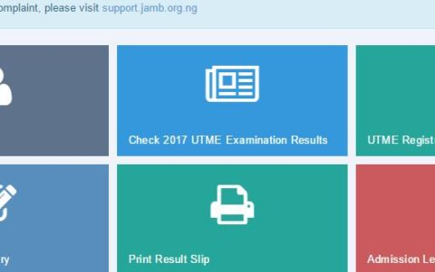 JAMB Mop-up UTME Results 2018 is Out – Check Here