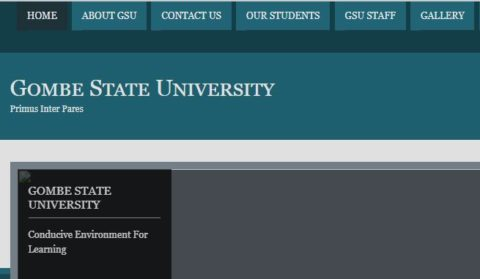 GOMSU Post UTME Form 2020, Cut off Mark & Registration Procedure