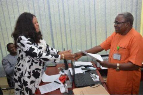 Prof Joy Eyisi Emerges First Female Deputy Vice-Chancellor of NOUN