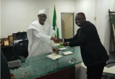 Dr Dayo Oladebeye Appointed Fed Poly Ado-Ekiti New Rector