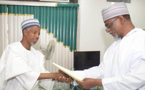 Arc. Sanusi Waziri Gumau Appointed Fed Poly Bauchi Rector