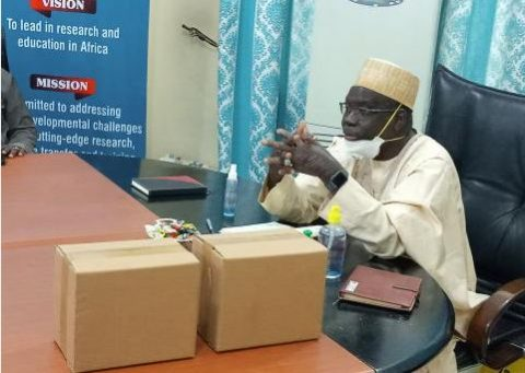 BUK Denies News of Vice Chancellor Testing Positive of Coronavirus